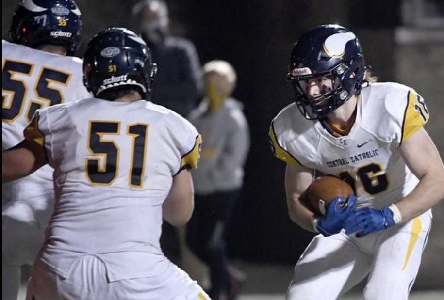Pitt First School to Offer Central Catholic Freshman LB Anthony Speca | Pittsburgh Sports Now